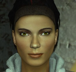 alyx_improved face_v1 For Garry's Mod Image 1