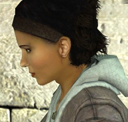 alyx_improved face_v1 For Garry's Mod Image 2