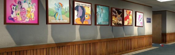 my little pony picture frames