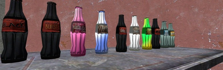 nuka_cola_expanded.zip For Garry's Mod Image 1