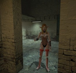 Blood Elf Alyx Replacement HL2 For Garry's Mod Image 3