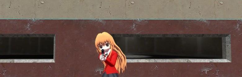 taiga_aisaka.zip For Garry's Mod Image 1