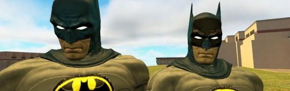 Batman Classic Skins V2