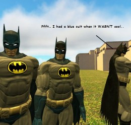 Batman Classic Skins V2 For Garry's Mod Image 2
