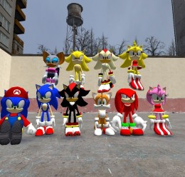 Sonic The Hedgehog Mod 2009 For Garry's Mod Image 1