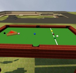 snooker_table.zip For Garry's Mod Image 1