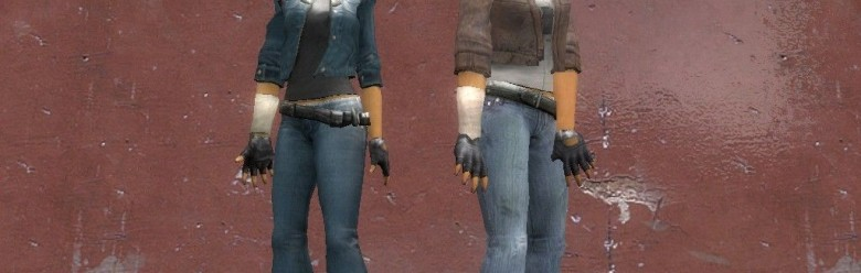 denim_alyx.zip For Garry's Mod Image 1