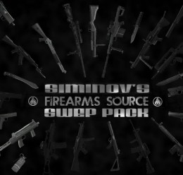 (OLD)Firearms Source Sweps 1.0 For Garry's Mod Image 1
