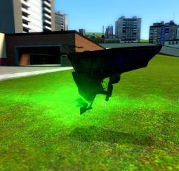 Combine Combat Scanner SNPC For Garry's Mod Image 1