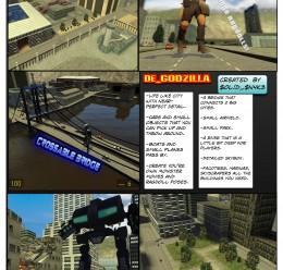 de_godzilla.zip For Garry's Mod Image 1