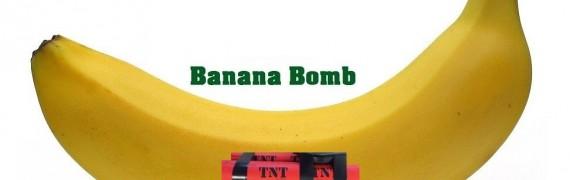 Banana Bomb!