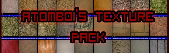 AtomTextures Pack