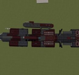 Stargate Aurora Class Warship  For Garry's Mod Image 2