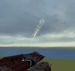 Stargate Aurora Class Warship  For Garry's Mod Image 3