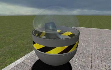 Robotnik Flyer (Adv Dupe) For Garry's Mod Image 1