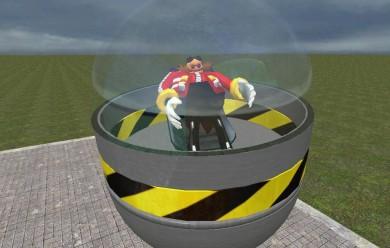 Robotnik Flyer (Adv Dupe) For Garry's Mod Image 2