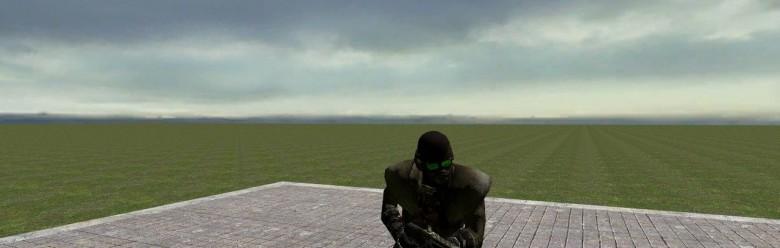 NCR Desert Ranger Playermodel For Garry's Mod Image 1