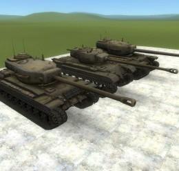 tank pack V5 For Garry's Mod Image 1