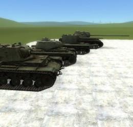 tank pack V5 For Garry's Mod Image 2