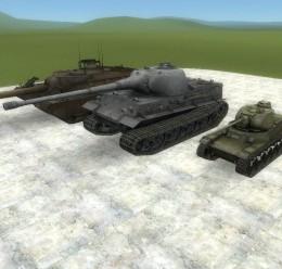 tank pack V5 For Garry's Mod Image 3