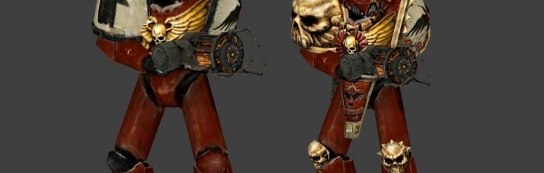 Warhammer playermodels For Garry's Mod Image 1