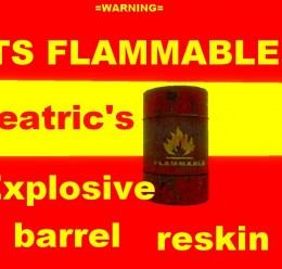 deatrs_new_explosive_barrel.zi For Garry's Mod Image 1