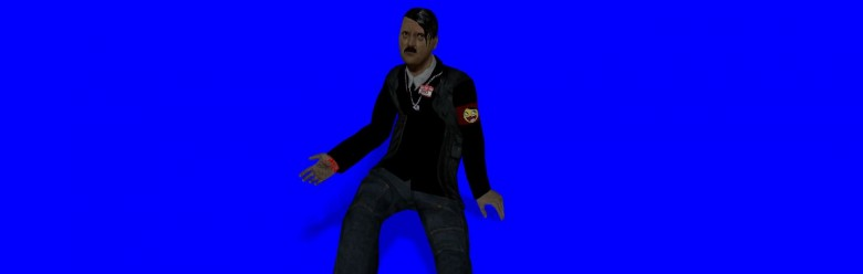 Emo Hitler re-skin.zip For Garry's Mod Image 1