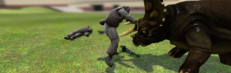 triceratops.zip For Garry's Mod Image 1