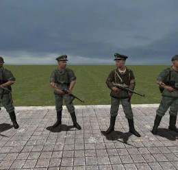 WW2_NPCs_BETTER_AXIS_V1.00 For Garry's Mod Image 1