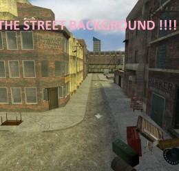 trash_in_the_street.zip For Garry's Mod Image 1
