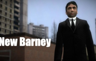 barney.zip For Garry's Mod Image 1