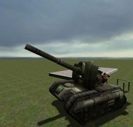 Drivable 40K Artillery For Garry's Mod Image 1