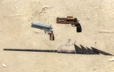 FO3 Custom Weapon Ports For Garry's Mod Image 1