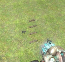 Futuristic Weaponry NPC Weapon For Garry's Mod Image 2