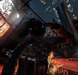 blacklight playermodel For Garry's Mod Image 1