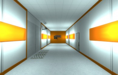 me_corridor.zip For Garry's Mod Image 1