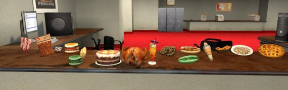 Dead Rising 2 Food Items