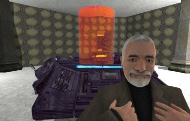 gm_tardis.zip For Garry's Mod Image 1