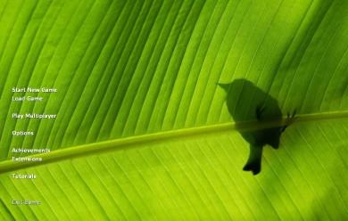 Bird on Green Leaf [BG] For Garry's Mod Image 1