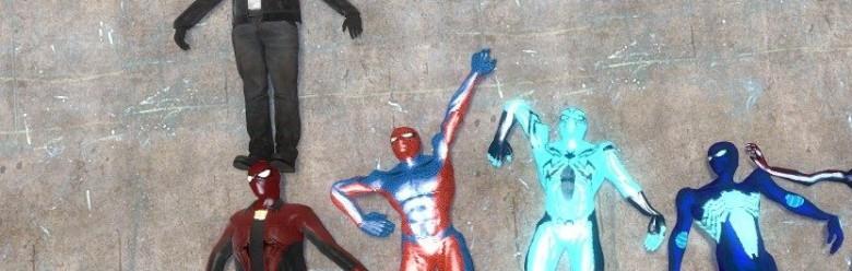 comic_spider-man_skins_v2_hexe For Garry's Mod Image 1