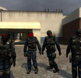shield_agents.zip For Garry's Mod Image 2