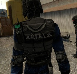 shield_agents.zip For Garry's Mod Image 3