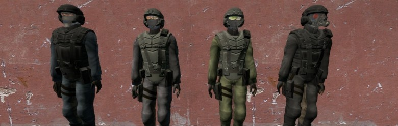 Classic SST Ragdolls For Garry's Mod Image 1