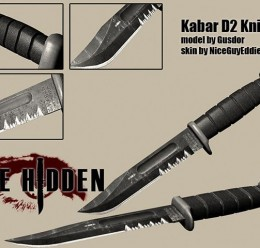 Hidden's Kabar and Pipebombs For Garry's Mod Image 1
