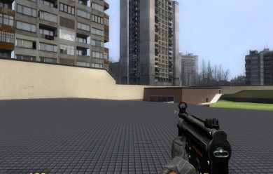 MP5K replaces smg1 For Garry's Mod Image 1