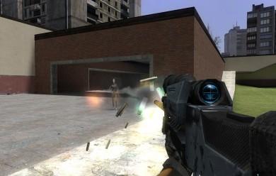 scoped_combine_rifle.zip For Garry's Mod Image 1
