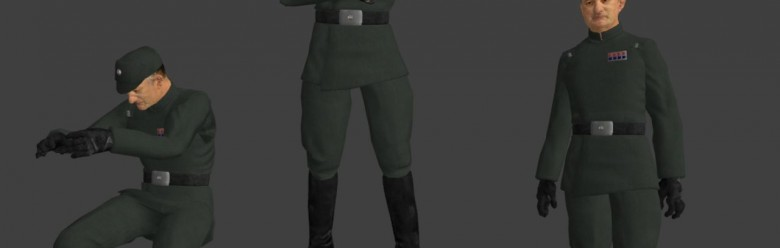 Star Wars Imperial Officer For Garry's Mod Image 1