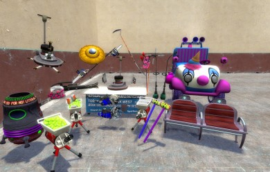 DR2 Off the Record Props For Garry's Mod Image 2