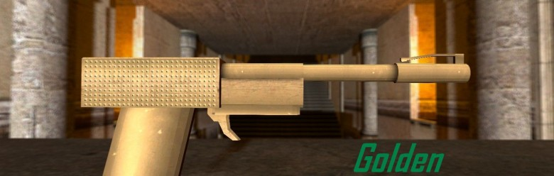 The Golden Gun [Swep] For Garry's Mod Image 1