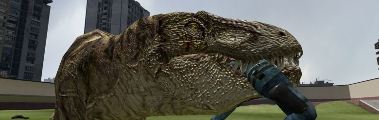 T-Rex SNPC v1.1 For Garry's Mod Image 1